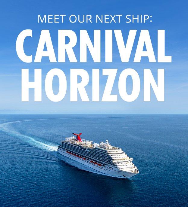Carnival Inspiration Travel Agent