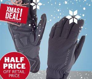 Sealskinz Men's Highland Gloves
