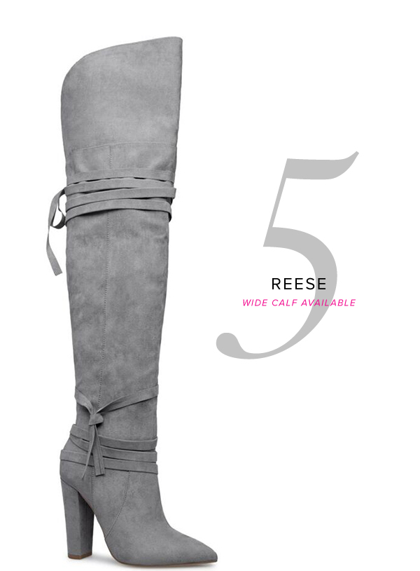 REESE WIDE CALF AVAILABLE