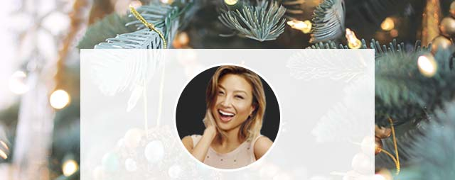 Stylemaker Jeannie Mai Makes Her Holiday Picks