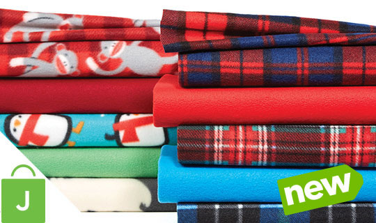 ENTIRE STOCK Blizzard Fleece Solids and prints.