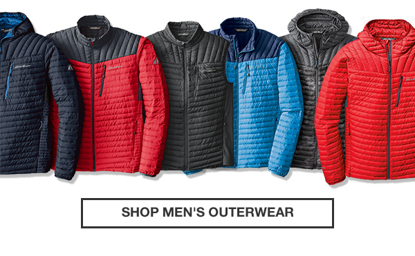 60% OFF ALL MICROTHERM STORMDOWN | SHOP MEN'S OUTERWEAR