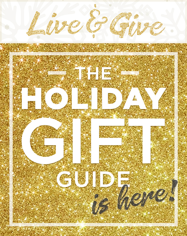 Live and Give - Shop the Soffe Gift Guide!