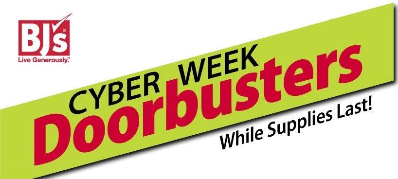 Cyber Week Deals Banner