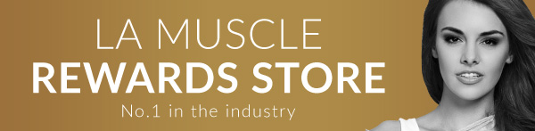 LA Muscle Rewards Store