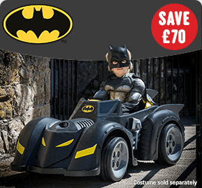 12V Batmobile Electric Ride On