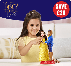 Disney Beauty and the Beast Enchanted Ballroom Reveal