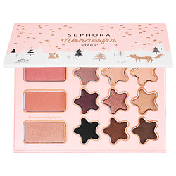 SEPHORA COLLECTION - Wonderful Stars Eye and Face Palette