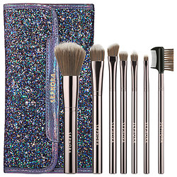 SEPHORA COLLECTION - Dark Rainbow Antibacterial Brush Set