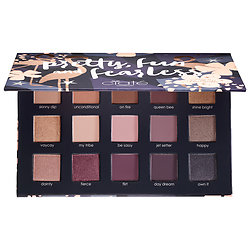 Ciat London - Chloe Morello Pretty, Fun & Fearless Eyeshadow Palette