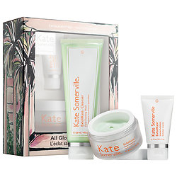 Kate Somerville - All Glow, No Glitter Exfolikate Trio