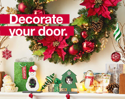 Decorate your door