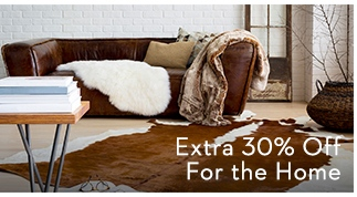 Extra 30% Off for the Home