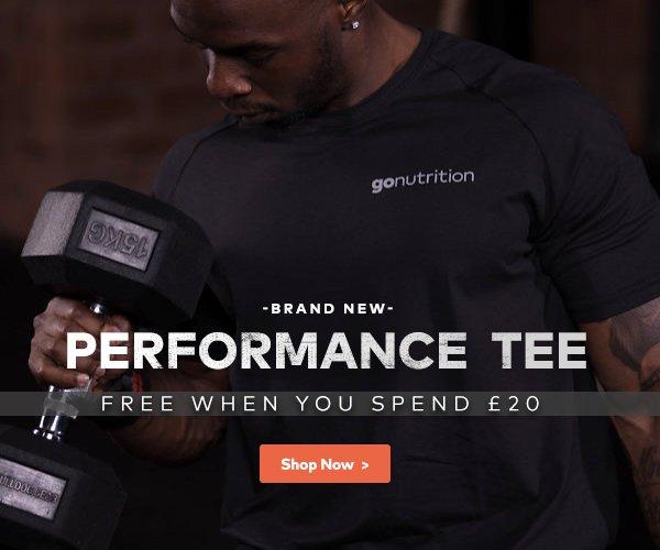 Free Performance Tee