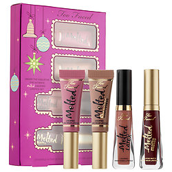 Too Faced - Under The Kissletoe The Ultimate Liquified Lipstick Set