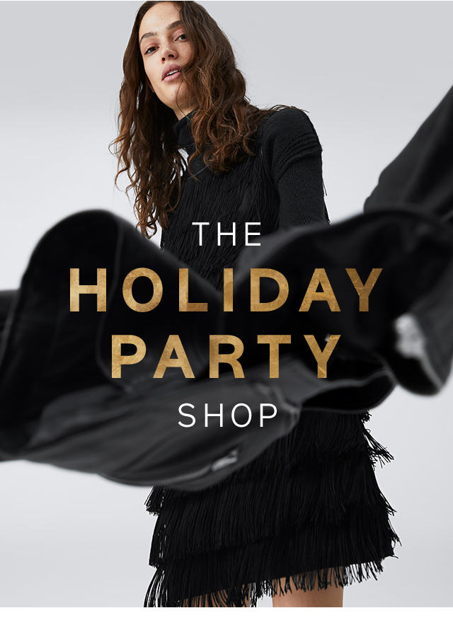 THE HOLIDAY PARTY SHOP