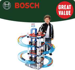 Bosch 5 Levels Service Car Park