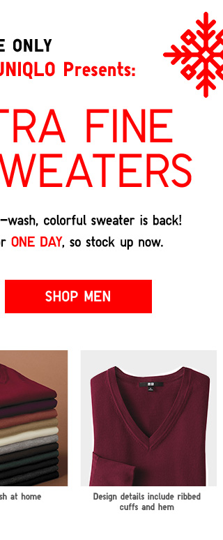 100% EXTRA FINE MERINO SWEATERS - Shop Men