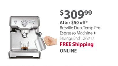 Breville Espresso