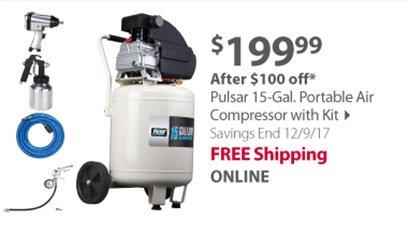 Pulsar Compressor