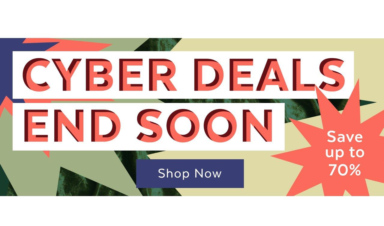 Cyber Deals Banner