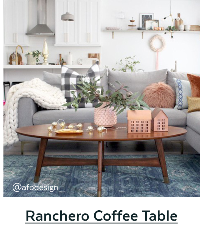 Ranchero Coffee Table