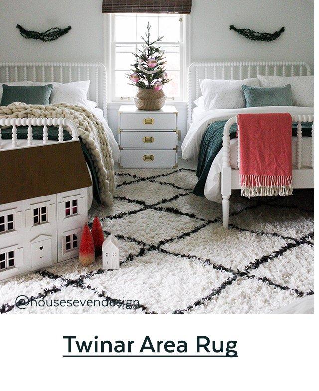 Twinar Area Rug
