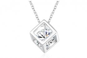 Free Swarovski crystal necklaces worth 40