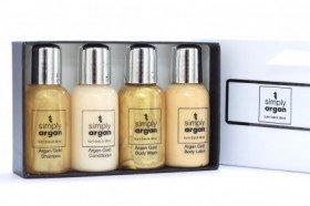 Free Simply Argan Shampoo