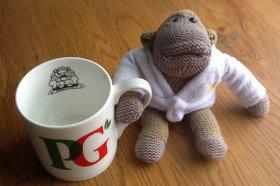 Free PG Tips Personalised Mug