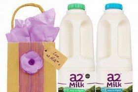 Free Bottle of A2 Milk