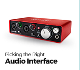 How to Pick the Right Audio Interface for Your Situation