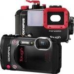 Stylus TOUGH TG-870 Digital Camera Kit