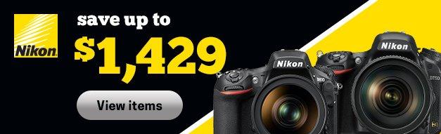 Canon Camera Savings