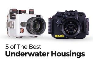 Underwater Camera Housing Gear