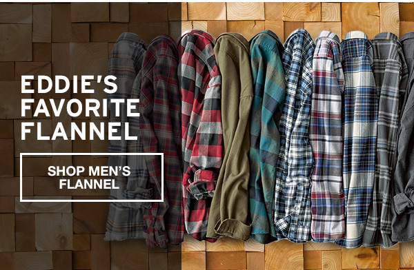 50% OFF THE WORLD'S BEST FLANNEL | SHOP MEN'S FLANNEL