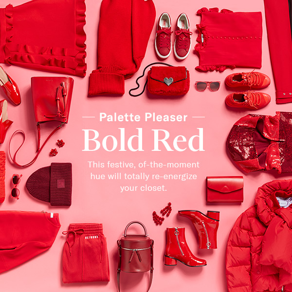 This festive, of-the-moment hue will totally re-energize your closet.