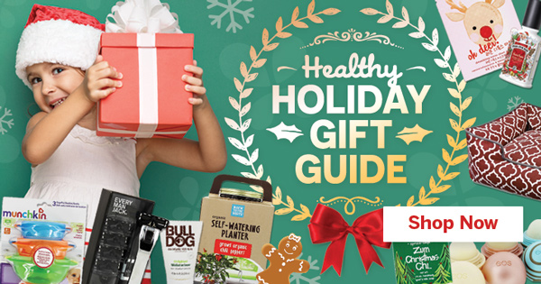 Healthy Holiday Gift Guide | Shop Now