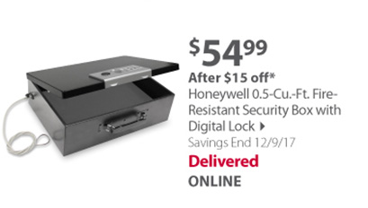 Honeywell Security Box