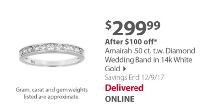 Amairah Wedding Band