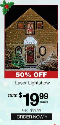 Laser Lightshow