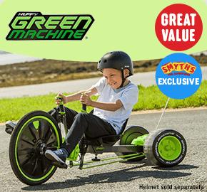Huffy Green Machine 20 Inch Green