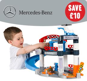 Mercedes-Benz Multistorey Car Park