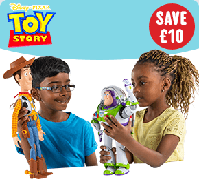 Toy Story Buzz and Woody Talking Action Figures
