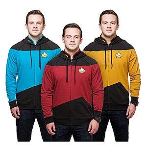 Star Trek: TNG Uniform Hoodie