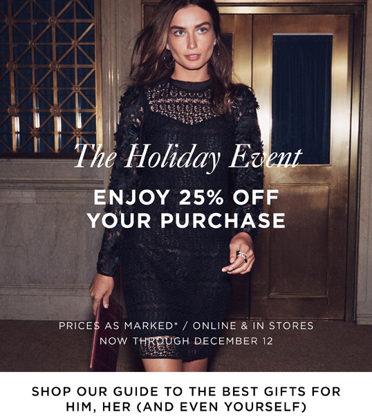 The Holiday Event