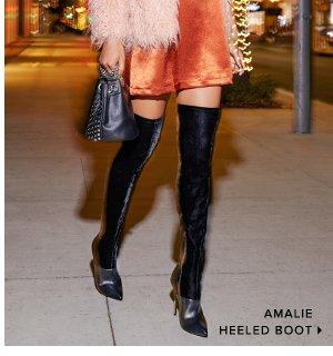AMALIE HEELED BOOTS