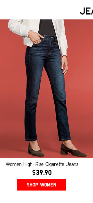 Cigarette Jeans $39.90 - Shop Women