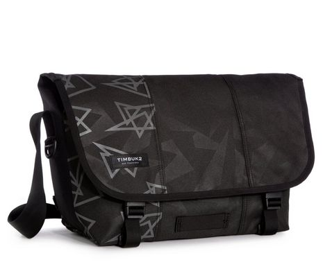 Classic Messenger Bag Print