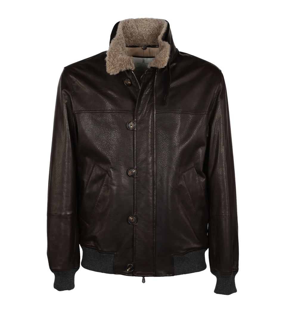 Brunello Cucinelli Aviator Jacket